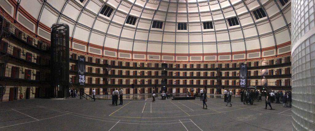 The Prison Dome of Breda